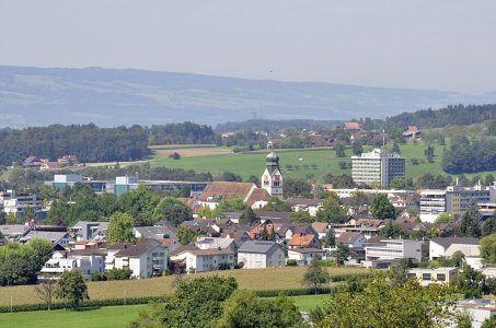 Baar, Schweiz