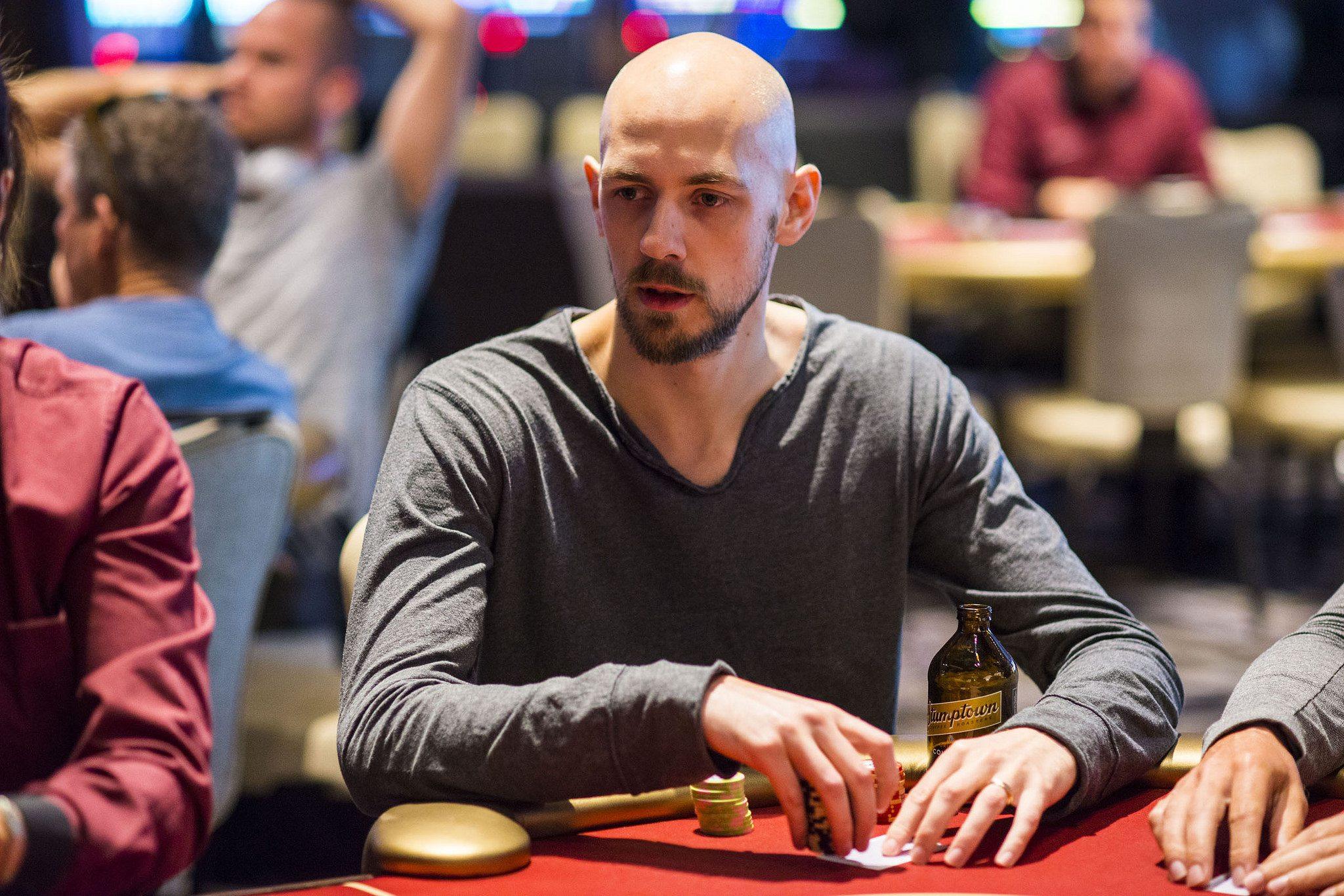 Pokerspieler Stephen Chidwick