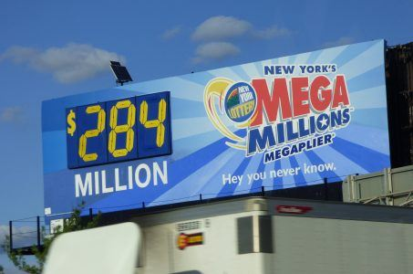 Mega Millions Lotterie