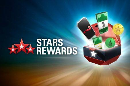 PokerStars Stars Rewards Logo