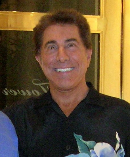 Billionaire Steve Wynn