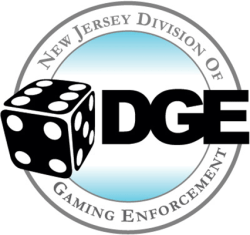 New Jersey Glücksspielbehörde Logo