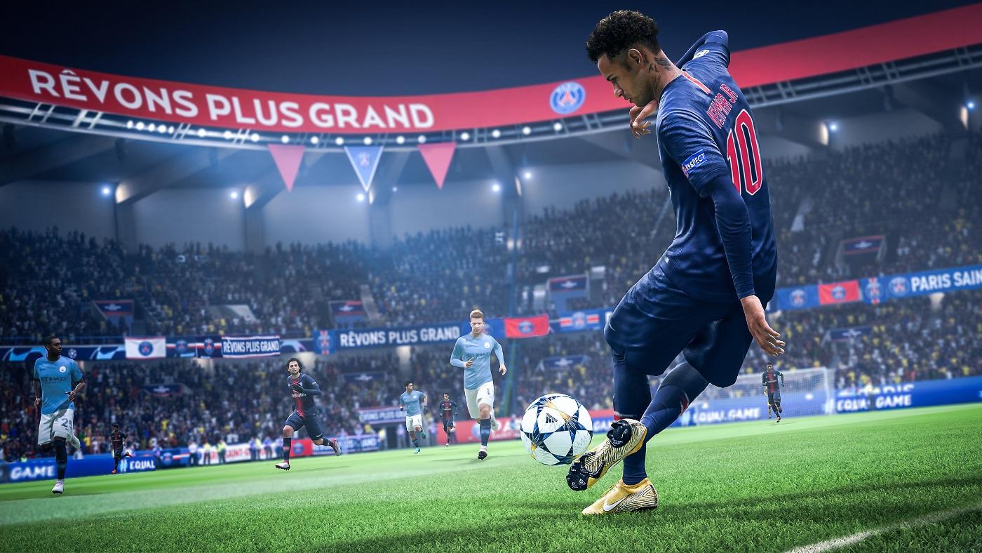 FIFA19-Spiel