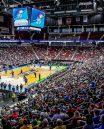 Basketballstadion