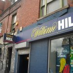 William Hill-Wettbüro