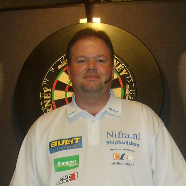 Raymond van Barneveld Dartsspieler