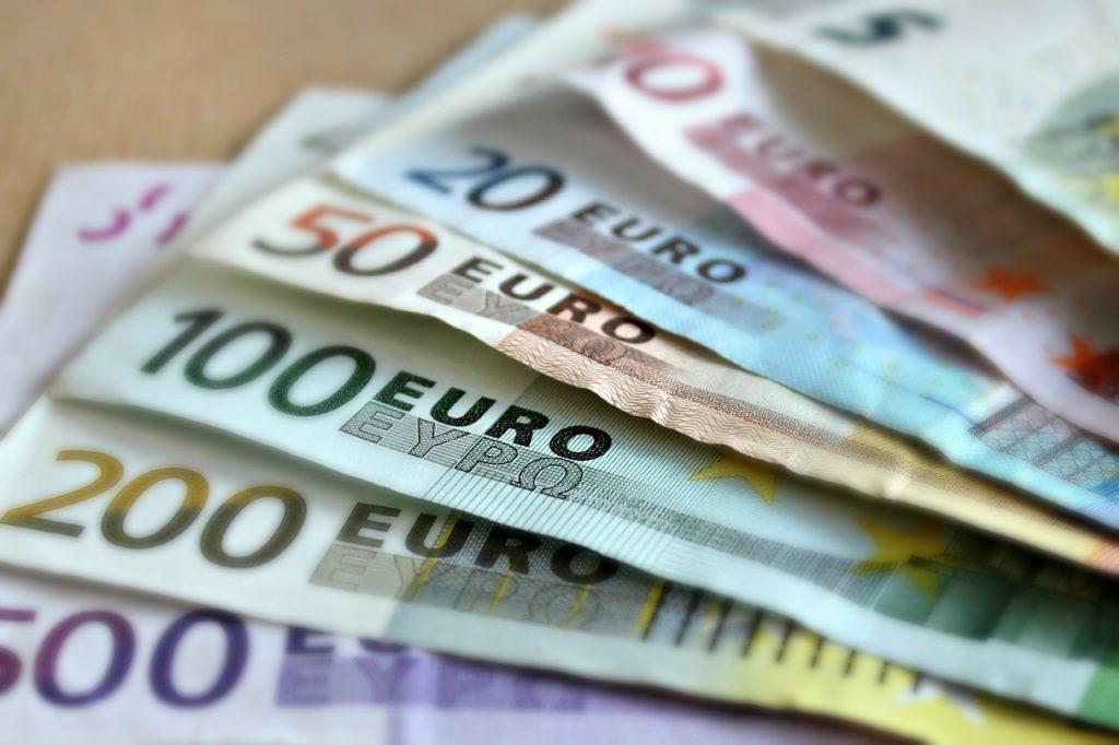 Euro, Banknoten