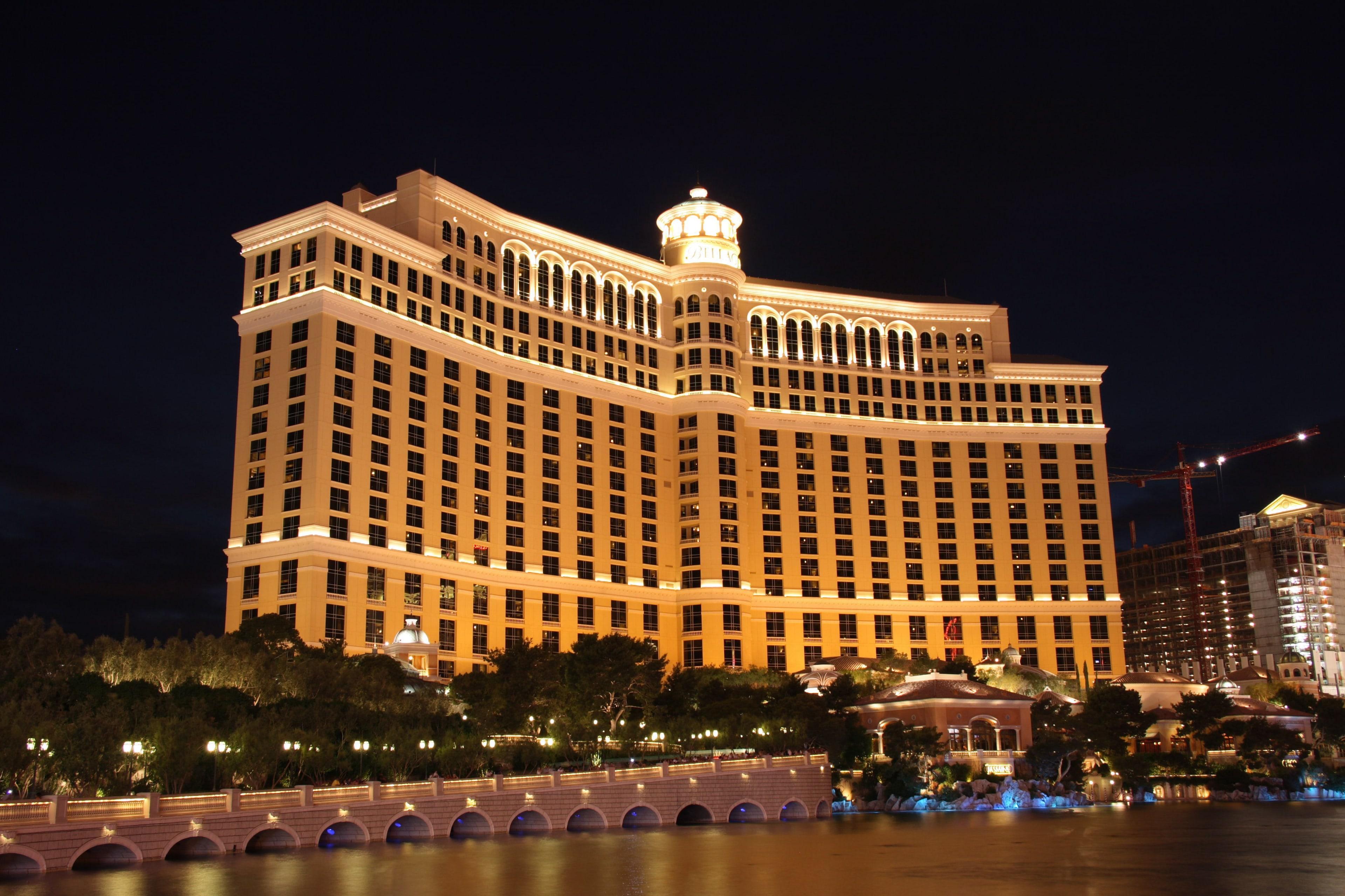Las Vegas Waffe