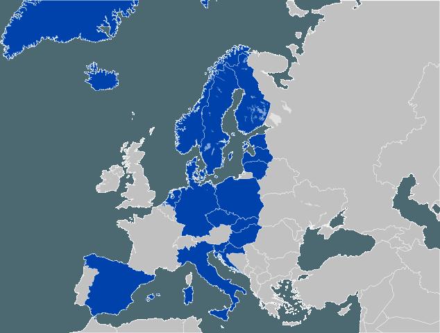 Eurojackpot Länder