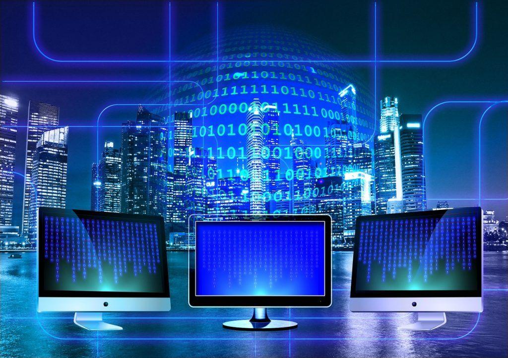 Monitore, PCs, Binäre Zahlen