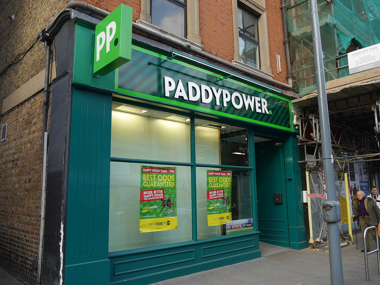 Paddy Power Wettbüro