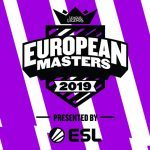 Logo League of Legends European Masters 2019