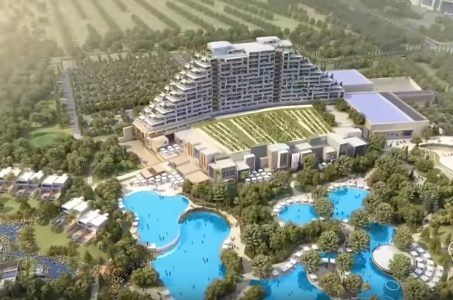 Casino Resort City of Dreams Mediterranean