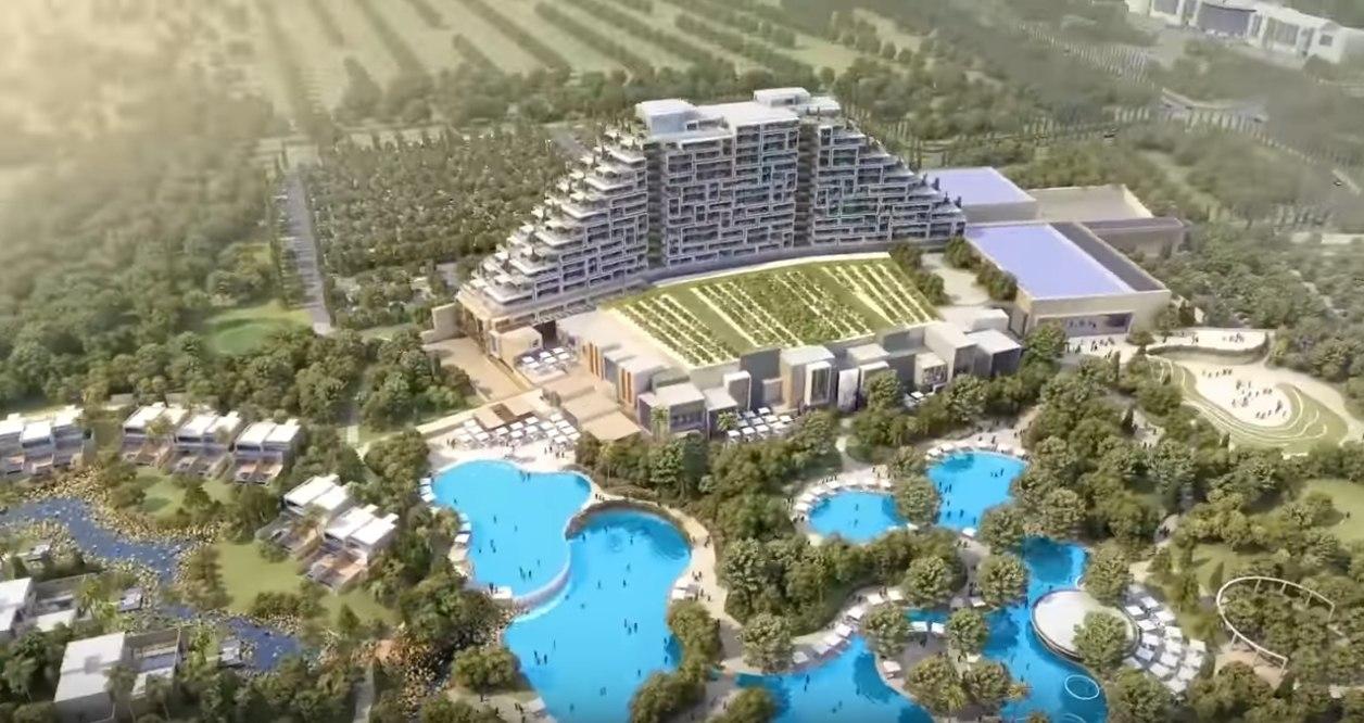 Casino Resort City of Dreams Mediterranean