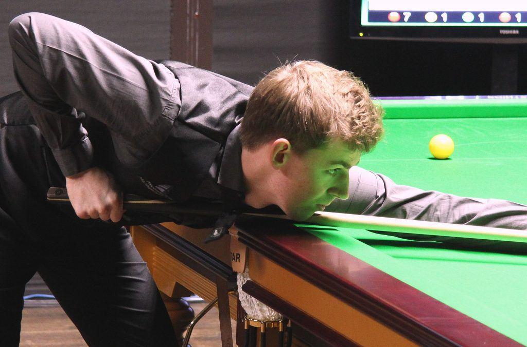 James Cahill, Snooker