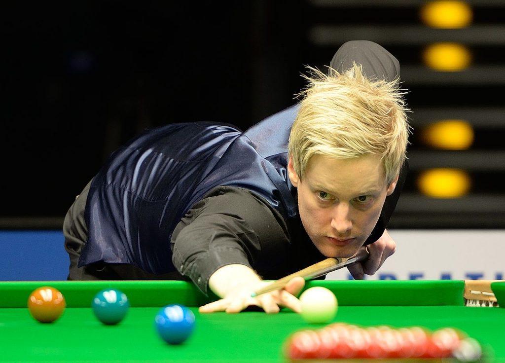 Neil Robertson, Snooker