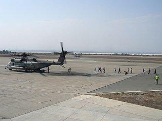 Akrotiri Militärbasis Zypern