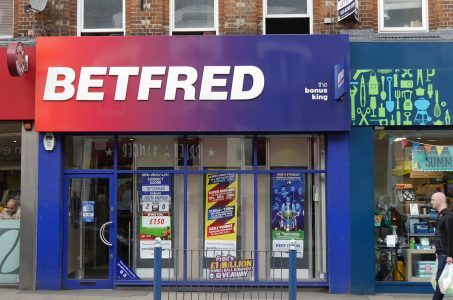 Betfred Shop London