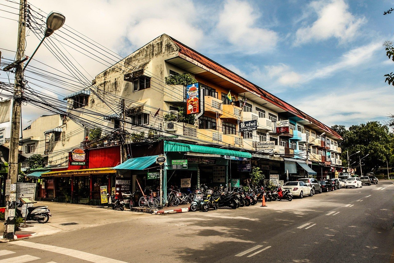 Chiang Mai in Thailand