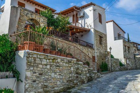 Straße Zypern