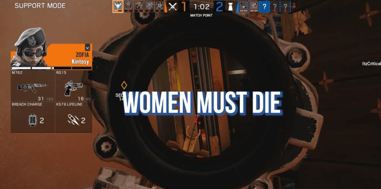 Women must die eSports Szene