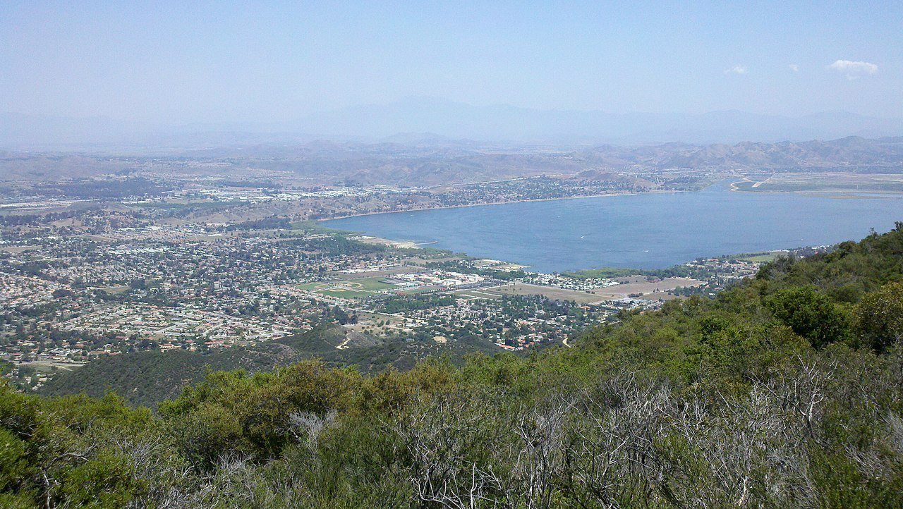 Lake Elsinore Kalifornien