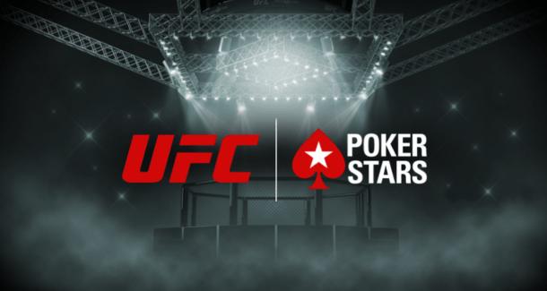 UFC, PokerStars, Logo