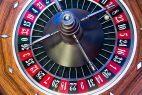 Roulettespiel von oben