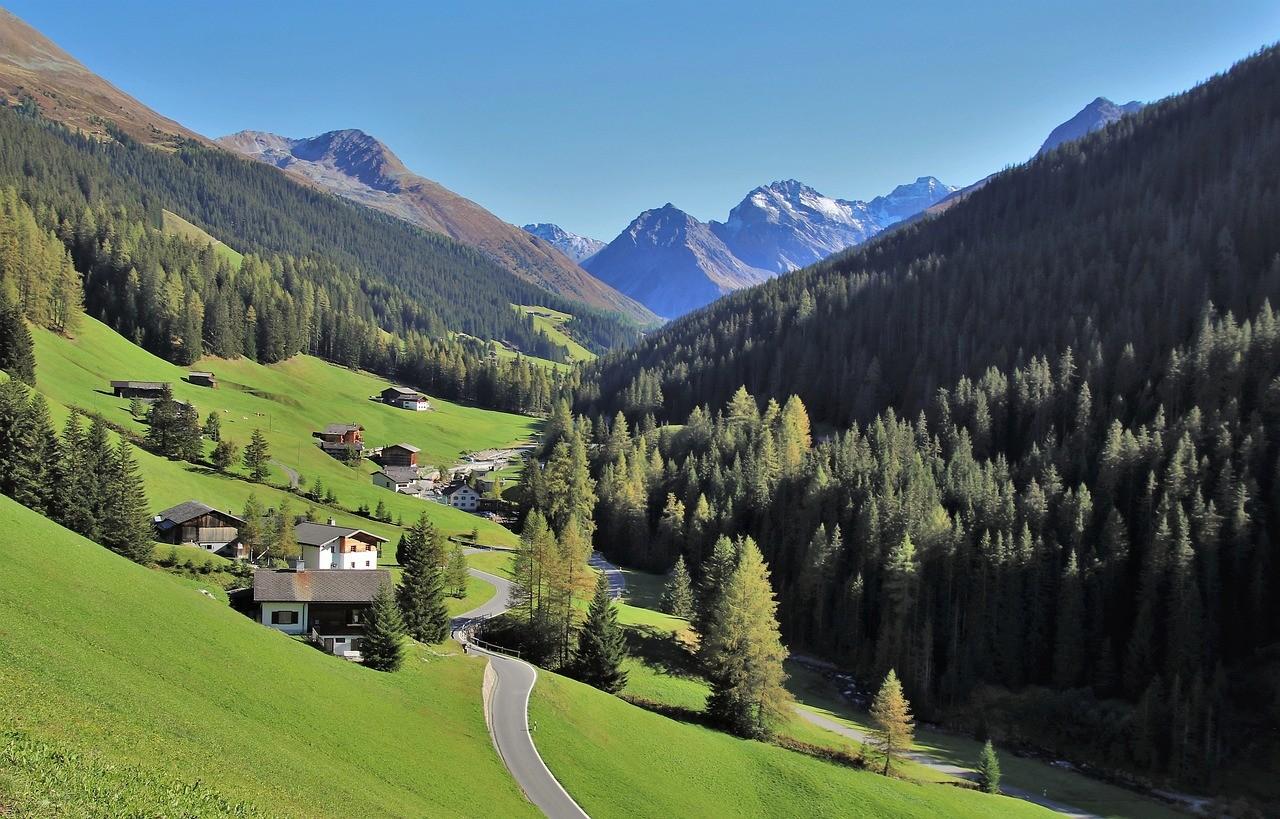 Schweizer Berge