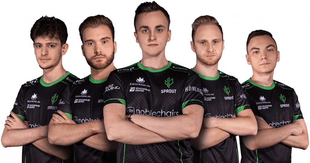 eSports Team Sprout
