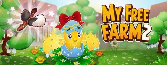 My Free Farm Banner