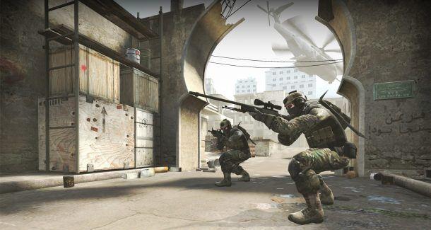 Szene Counter-Strike: Global Offensive