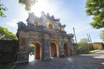 Gebäude Vietnam