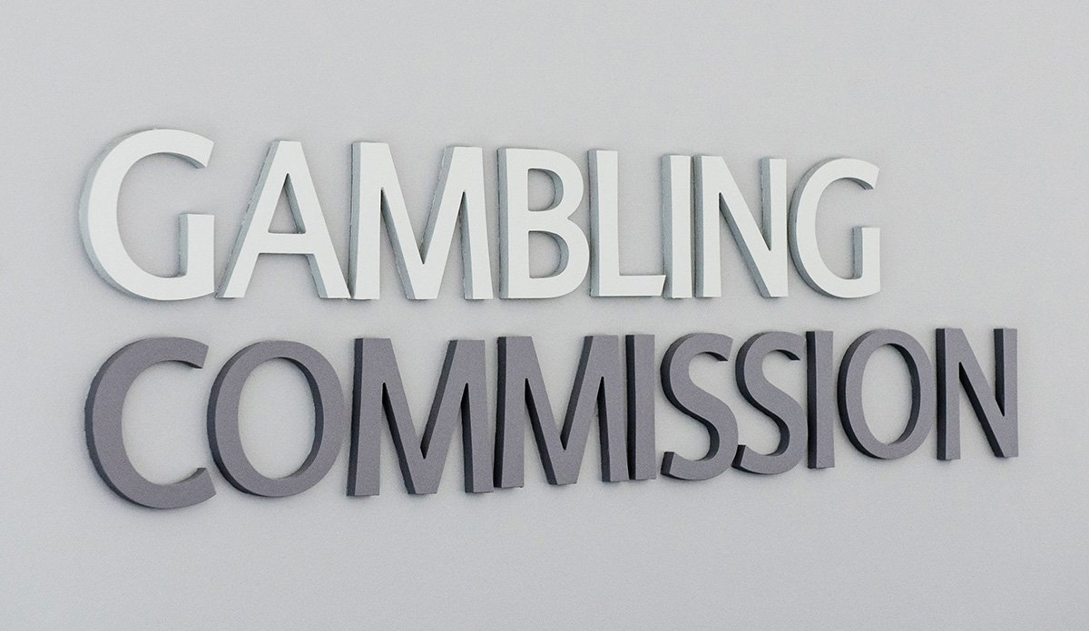 Logo Gambling Comission