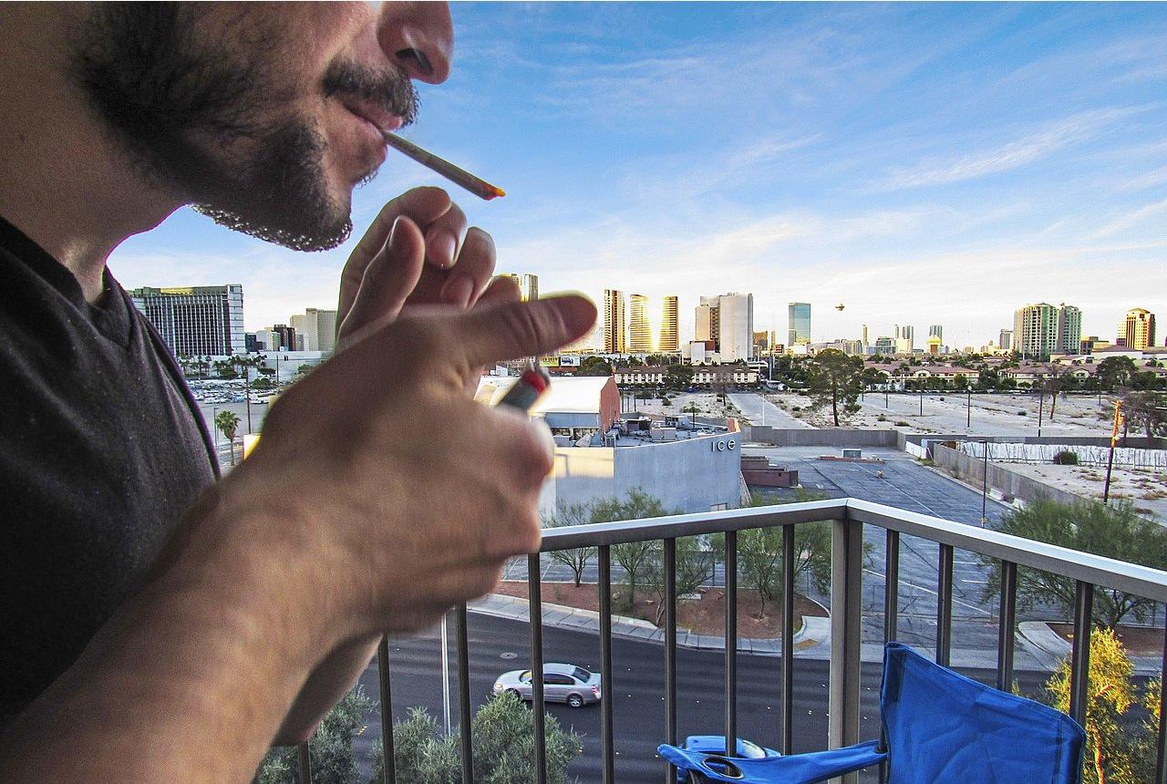 Marihuana-Raucher