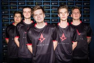 Team Astralis csgo