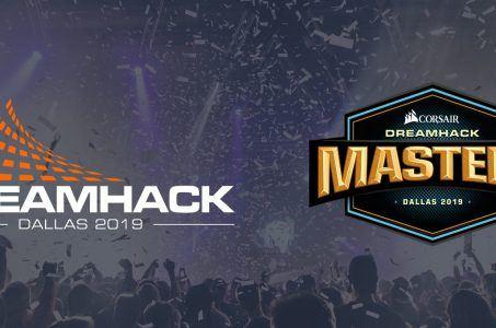 Logo DreamHack Masters 2019