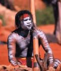 Aborigines, australischer Ureinwohner
