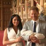 Royal Baby heißt Archie: Buchmacher lagen daneben