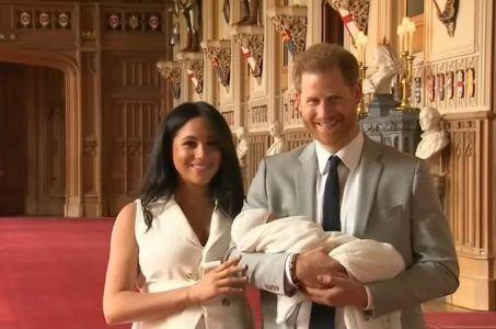 Harry, Meghan und Archie