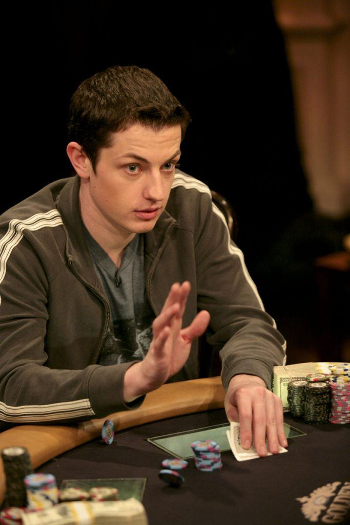Tom Dwan Pokerspieler