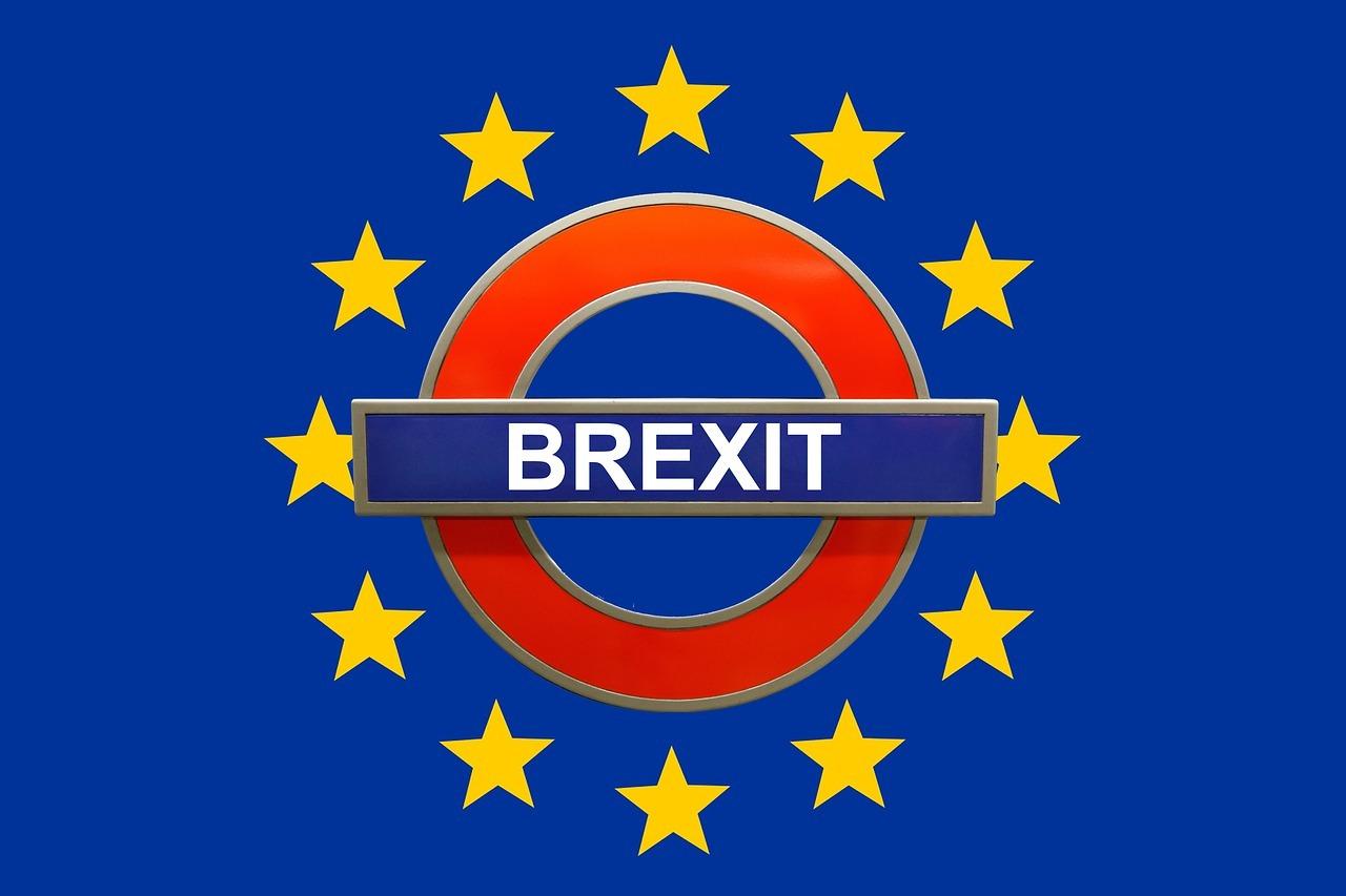 EU Flagge, Brexit