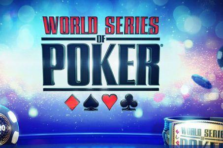 World Series of Poker Logo, Pokerchips