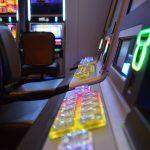 Spielautomaten Nahaufnahme
