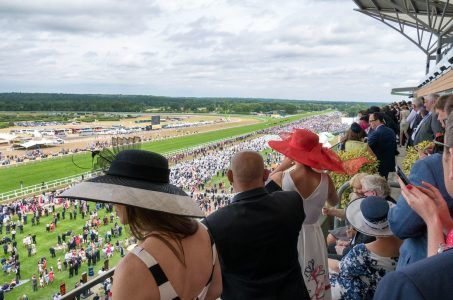 Royal Ascot Rennbahn