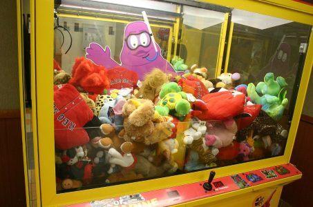 Spielautomat Kran