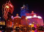 Macau bei Nacht