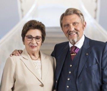 Karin und Paul Gauselmann