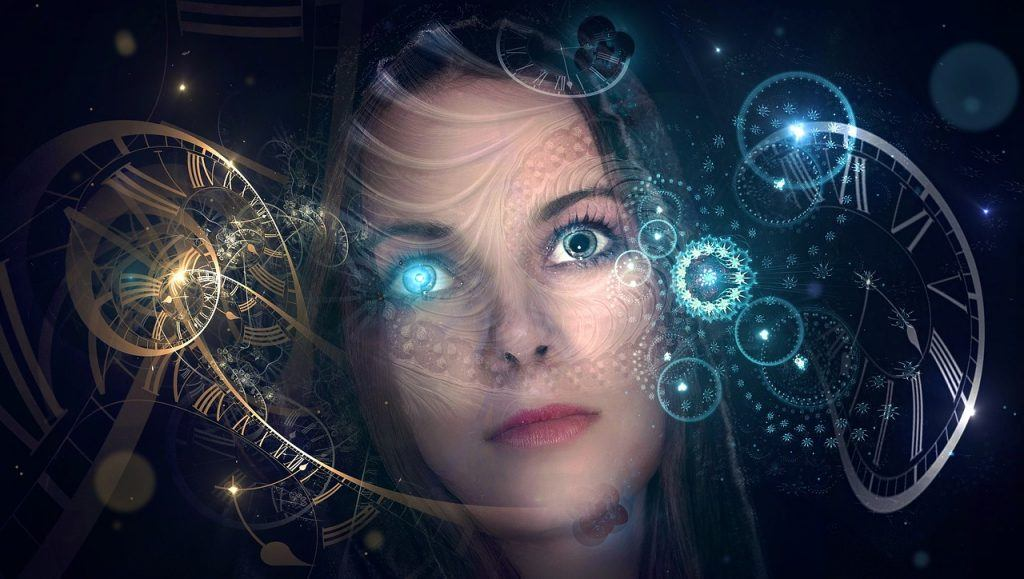 Gesicht, Technologie, Fantasy