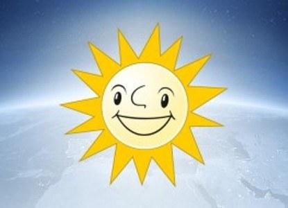 Merkur Sonne, Logo Merkur Spielothek